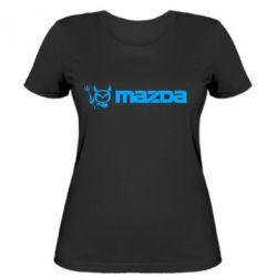 Жіноча футболка Mazda