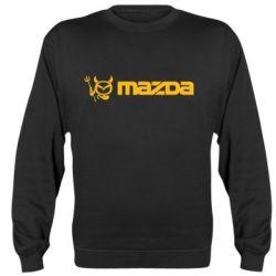 Реглан (свитшот) Mazda - FatLine