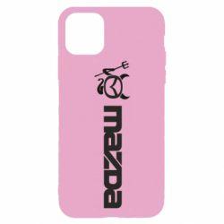 Чохол для iPhone 11 Pro Mazda