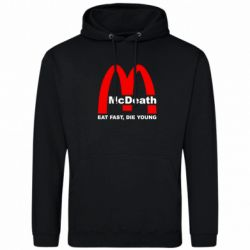 Толстовка McDeath