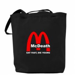 Сумка McDeath