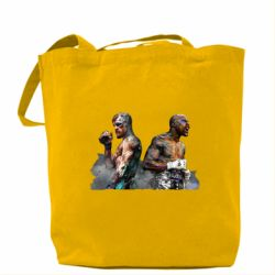 Сумка McGregor and Mayweather art