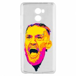 Чехол для Xiaomi Redmi 4 McGregor Art