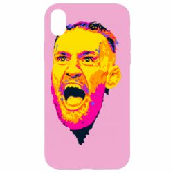 Чехол для iPhone XR McGregor Art