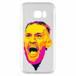 Чехол для Samsung S7 EDGE McGregor Art