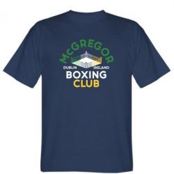 Футболка McGregor Boxing Club