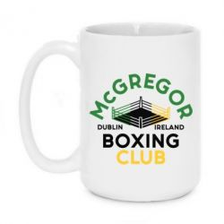 Кружка 420ml McGregor Boxing Club