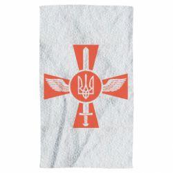 Полотенце Меч, крила та герб