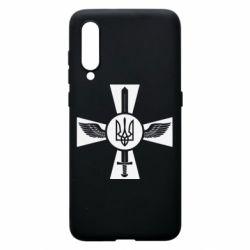 Чехол для Xiaomi Mi9 Меч, крила та герб