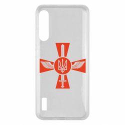 Чохол для Xiaomi Mi A3 Меч, крила та герб