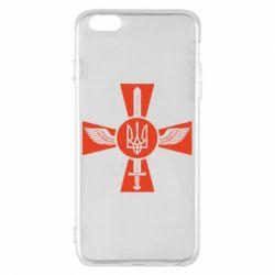 Чехол для iPhone 6 Plus/6S Plus Меч, крила та герб