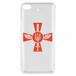 Чехол для Xiaomi Mi 5s Меч, крила та герб