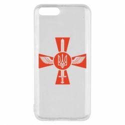 Чехол для Xiaomi Mi6 Меч, крила та герб