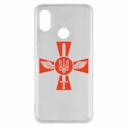 Чехол для Xiaomi Mi8 Меч, крила та герб