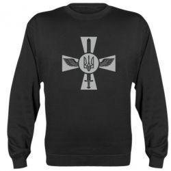 Реглан (свитшот) Меч, крила та герб - FatLine