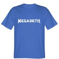 Мужская футболка Megadeth - FatLine
