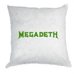 Подушка Megadeth - FatLine