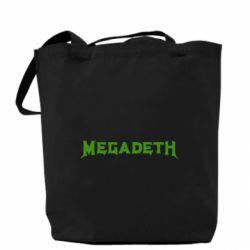Сумка Megadeth