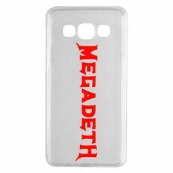Чехол для Samsung A3 2015 Megadeth