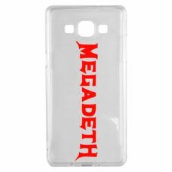 Чохол для Samsung A5 2015 Megadeth