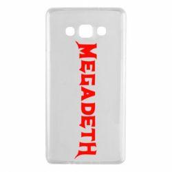Чохол для Samsung A7 2015 Megadeth