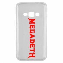 Чехол для Samsung J1 2016 Megadeth