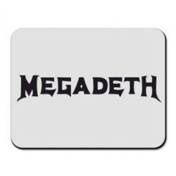 Коврик для мыши Megadeth - FatLine