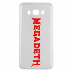 Чохол для Samsung J5 2016 Megadeth
