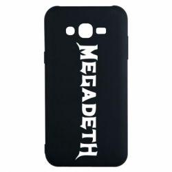 Чехол для Samsung J7 2015 Megadeth