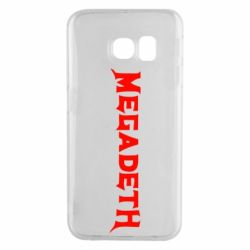 Чохол для Samsung S6 EDGE Megadeth
