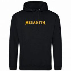 Толстовка Megadeth - FatLine