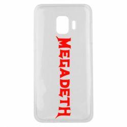 Чехол для Samsung J2 Core Megadeth