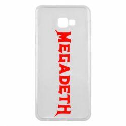 Чехол для Samsung J4 Plus 2018 Megadeth