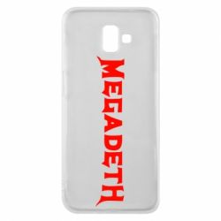 Чехол для Samsung J6 Plus 2018 Megadeth