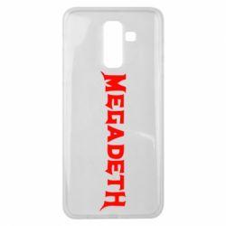 Чехол для Samsung J8 2018 Megadeth
