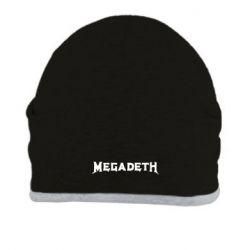 Шапка Megadeth - FatLine