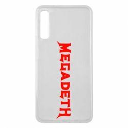 Чохол для Samsung A7 2018 Megadeth