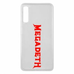 Чехол для Samsung A7 2018 Megadeth