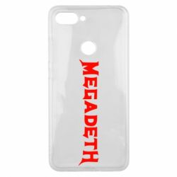 Чехол для Xiaomi Mi8 Lite Megadeth