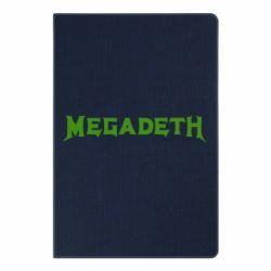 Блокнот А5 Megadeth