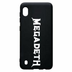 Чохол для Samsung A10 Megadeth