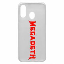 Чохол для Samsung A40 Megadeth