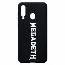 Чехол для Samsung A60 Megadeth