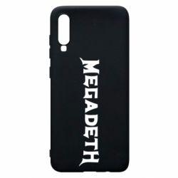 Чохол для Samsung A70 Megadeth