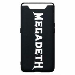 Чохол для Samsung A80 Megadeth