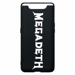 Чехол для Samsung A80 Megadeth