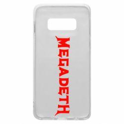 Чохол для Samsung S10e Megadeth