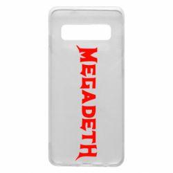 Чохол для Samsung S10 Megadeth