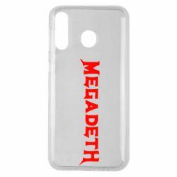 Чохол для Samsung M30 Megadeth