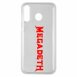 Чехол для Samsung M30 Megadeth